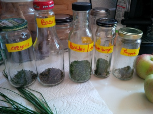 The Herb collection